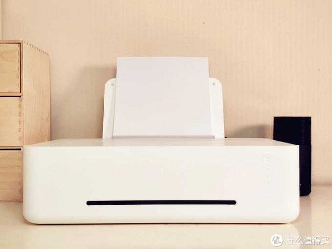 米家喷墨打印机 高效智能 远程打印 原来打印这么自由
