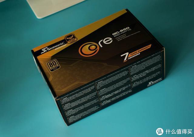 我也入手了1瓦1元的高级电源了,海韵CORE GC650开箱
