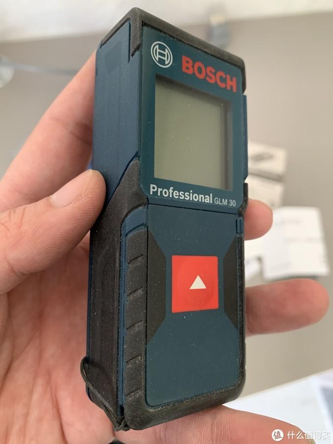 一切距离皆可随身测量____测BOSCH博世 GLM30激光测距仪