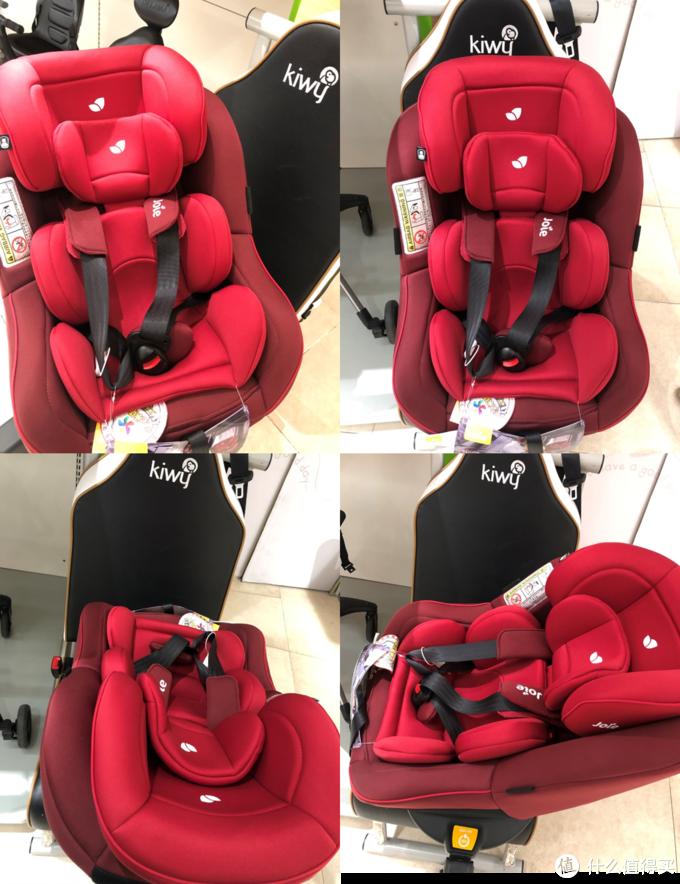 双十一必入的母婴大件——可以360°旋转的汽车安全座椅
