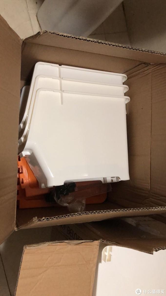 晒单 百露 储物箱 前侧开 收纳箱