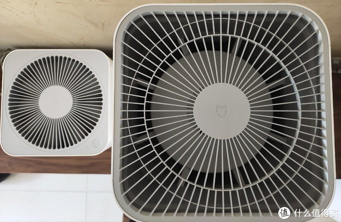 深呼吸,米家空气净化器Pro H有清新氧气
