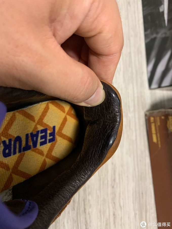 1旧鞋新晒 saucony篇:两款联名产品Inner与Feature