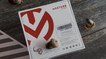 兴戈 MEETURE MT3耳机图片展示(接口|线材|随身盒|耳塞套|包装)