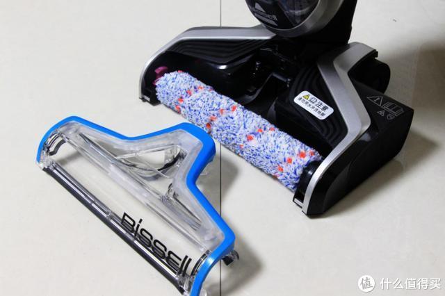 亲测实用:告别弯腰洗拖布,BISSELL必胜无线拖吸一体洗地机体验