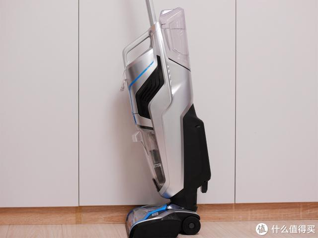 小媳妇入手3in1地面清洁机,减少60%家务,吸拖一体用过直呼真给力