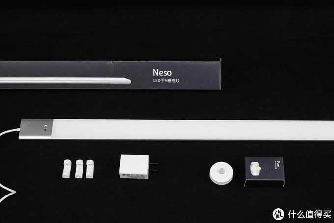 当LED灯加入手势操作是什么体验?几光NESO感应柜底灯使用测评