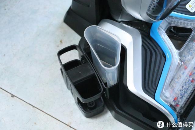 吸尘拖地速干一次解决,必胜无线吸尘洗地机妙用