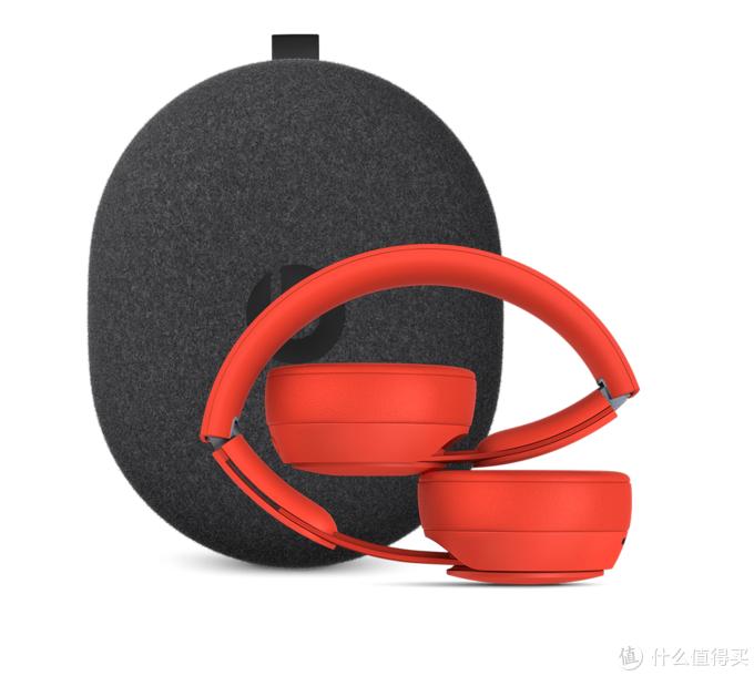 支持降噪、折叠开关:苹果发布全新 Beats Solo Pro压耳式头戴耳机