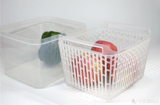 科学保鲜 健康营养--OXO奥秀活性炭果蔬保鲜盒晒单