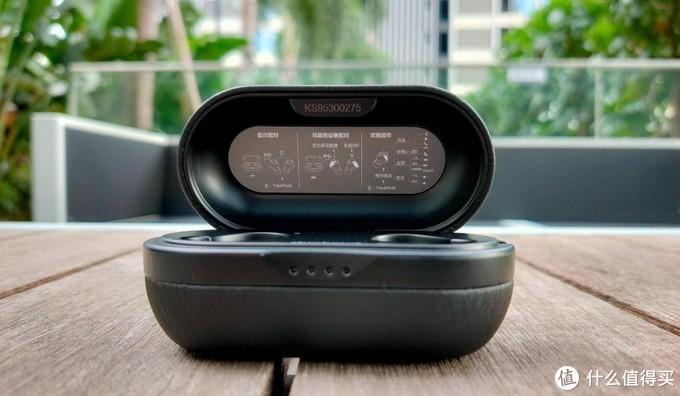 脏了直接水洗、还自带降噪功能,联想Trackpods真无耳机评测