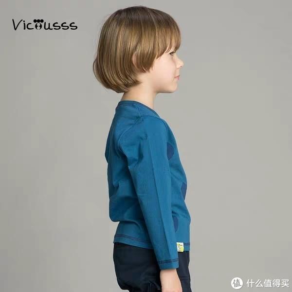 经典时尚又洋气-男孩也能穿的大波点
