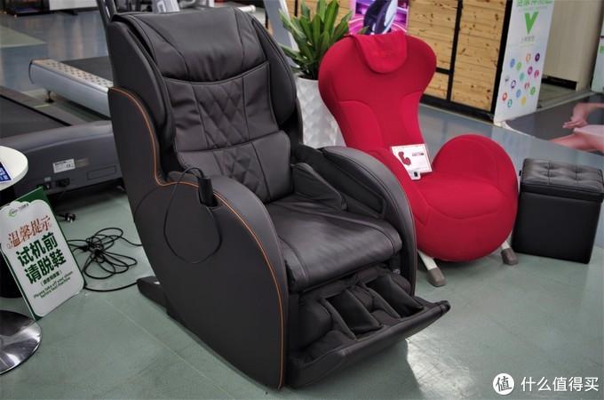 广州松下按摩椅专柜探店及EP-MAC8体验下单记