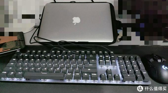 你想要的我都有!完美契合学生党与办公族的的超高性价比机械键盘--罗技K845