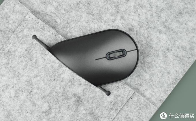 静音双模、超薄便携:小米生态链 MIIIW 米物鼠标Air 上架开售