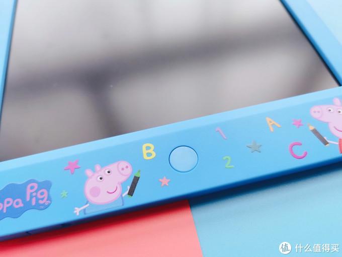 让孩子爱不释手的涂鸦神器,小猪佩奇智能小黑板
