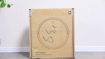 米家扫地机器人1C图片外观(除尘刷|充电底座|水箱|尘盒|滤网)
