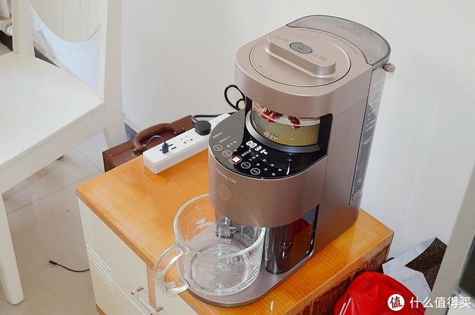 破壁机不知道选哪款?不妨看看九阳自动清洗破壁机Y1,自动清洗还能烘干除菌