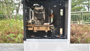 金河田机箱怎么样安装效果(出风口|电源风口|接口|硬盘笼|风扇)