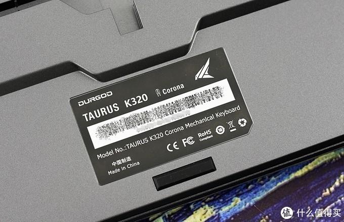 DURGOD杜伽 TAURUS K320深空灰Corona白光限定 也许是新一线国产品牌87的代表作