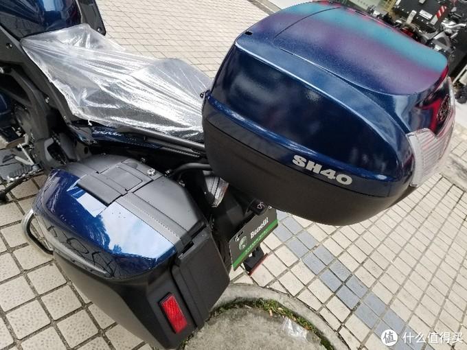 贝纳利黄龙巡航版开箱,国产唯一四缸巡航车