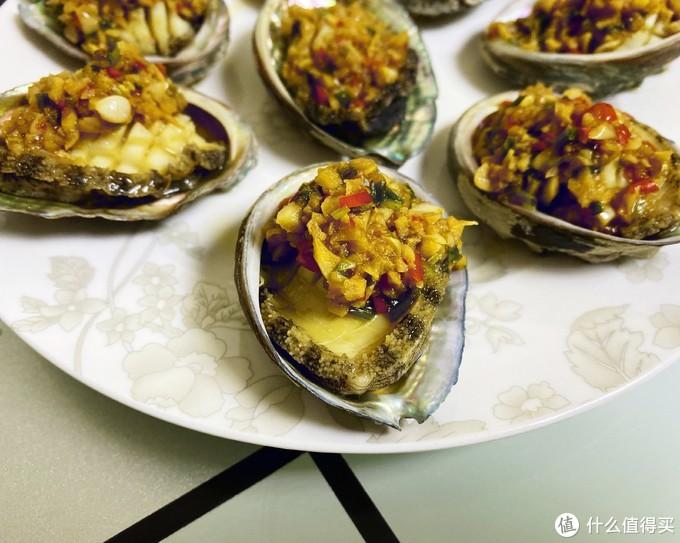 鲜活肥美的鲍鱼这样吃,够爽,够辣,够味儿!