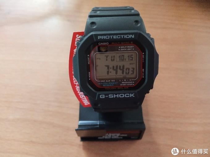 第一次美亚购买 卡西欧Casio GWM5610-1 电波表的心路历程