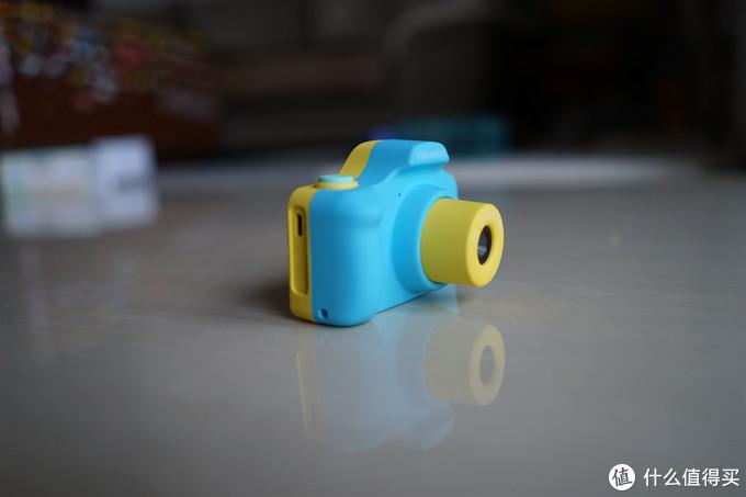 三岁小孩的摄影玩具——VisionKids儿童相机开箱