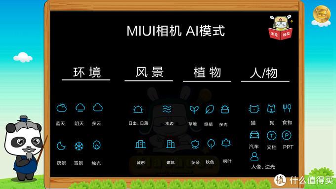 聊聊MIUI相机 AI模式