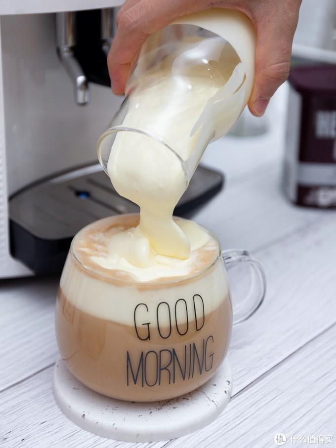 超好喝的海盐咖啡☕️在家就能自己做😋