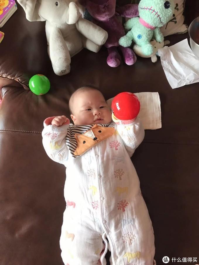 0~10个月宝宝的玩乐总结,亲子活动很重要~~