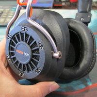小议Fostex TR-70大耳机外观图片(接口|线材|随身盒|耳塞套|耳罩)