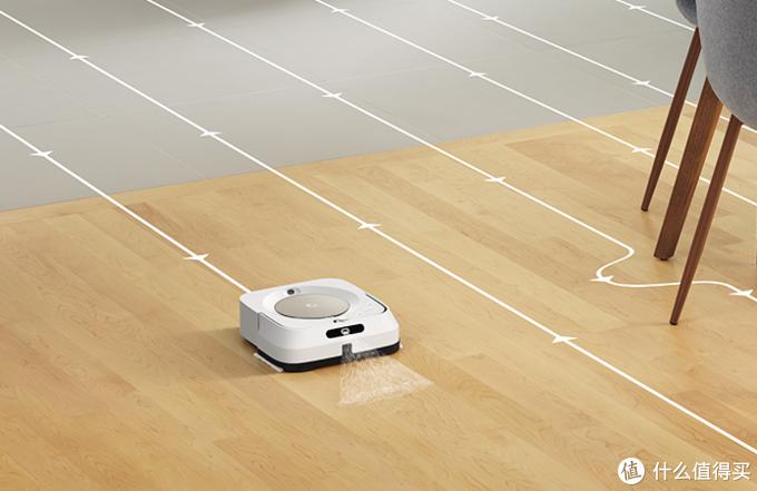 iRobot 推出全新Braava jet m6擦地机器人,可与扫地机器人协同工作