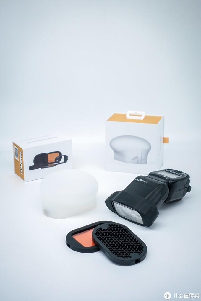 美国MAGMOD全世界最好用的柔光+创意光闪灯附件