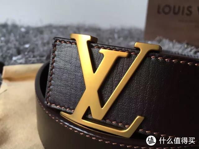 最经典的几款奢侈品男士皮带,首选推荐路易威登LV腰带