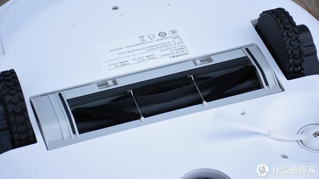 注重颜值与工艺细节 360扫地机器人X90开箱