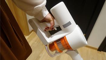 米家1C吸尘器图片展示(除尘刷|充电底座|水箱|尘盒|滤网)