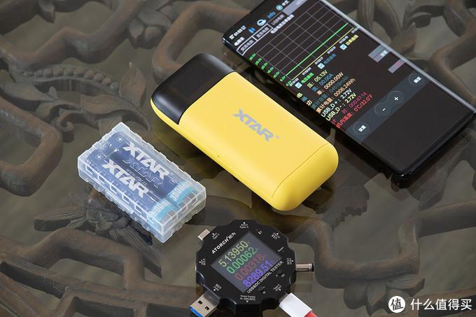 XTAR PB2S是充电器?还是充电宝?