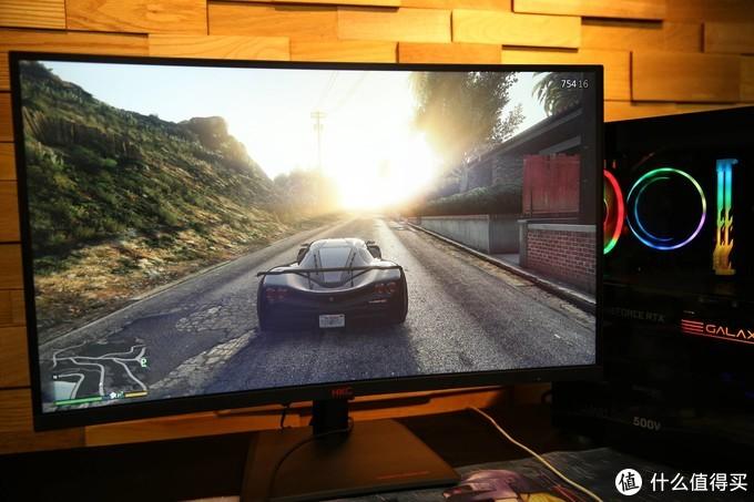 2K+144Hz HKC SG27QC曲面电竞显示屏体验