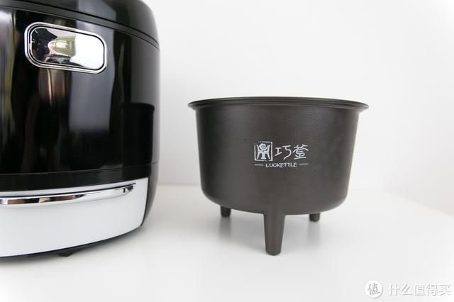 让米饭吃的更健康,大米爱好者的福音——巧釜脱糖电饭煲体验