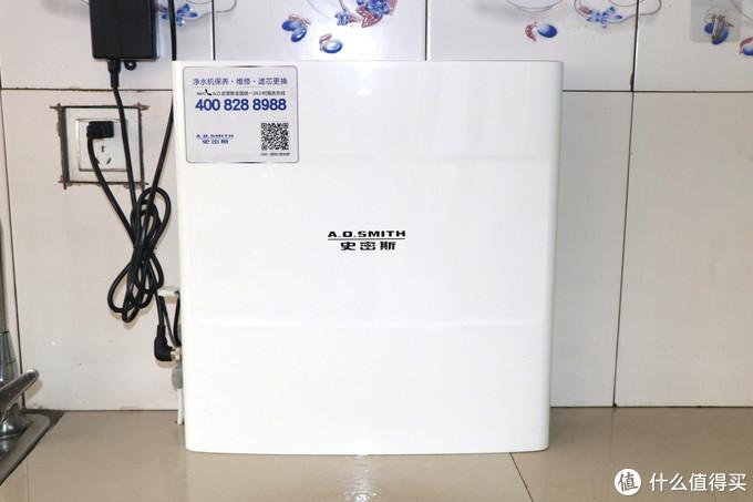 自从有了它,从此告别桶装水,史密斯净水器使用评测