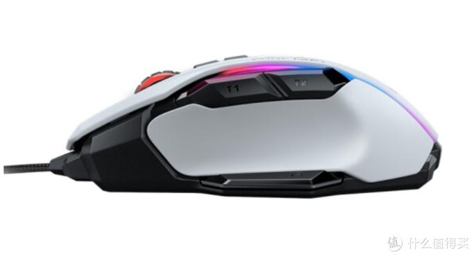 升级16000 DPI战力:德国冰豹 推出 魔幻豹 Kone AIMO Remastered艾摩(大师版)游戏鼠标