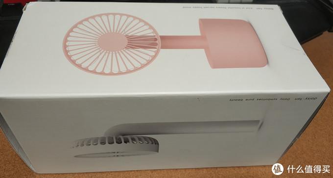 粉红色是包装正面