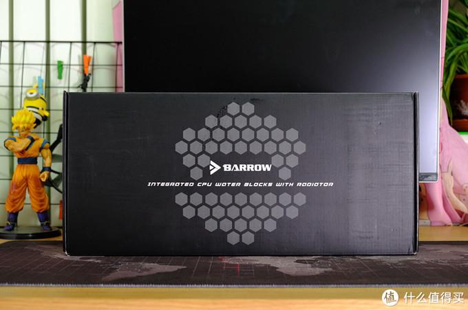 进入一体式冷排散热器市场的处女作,BARROW炫影360散热器开箱