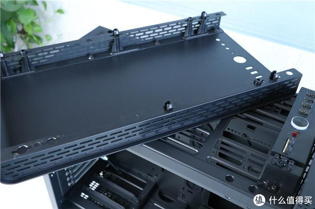 堆料中塔机箱,钢化大侧透,显卡可横置!Tt S500 TG机箱体验
