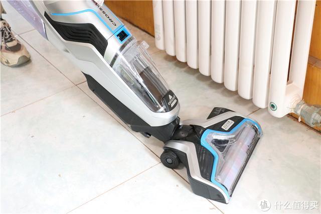 室内深度清洁,有它就足够了!必胜2582Z洗地机体验