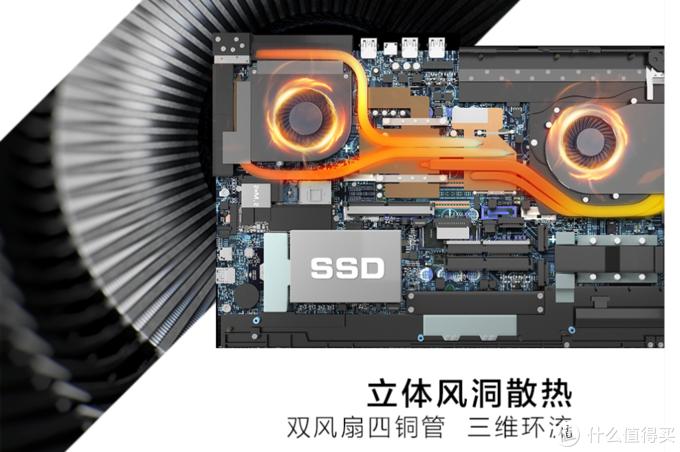 """升级RTX 2060、17.3英寸144Hz+3ms屏幕:ThundeRobot 雷神 推出 新911MP""""伪装者""""游戏本"""