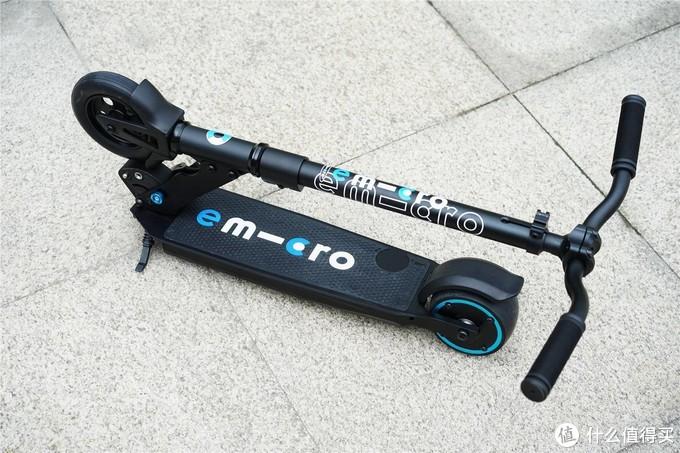你的最后一公里:迈古米高E-MICRO ONE电动滑板车使用评测