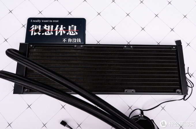 3700X散热头等大问题,高效低价鑫谷冰酷360智领版一体水冷