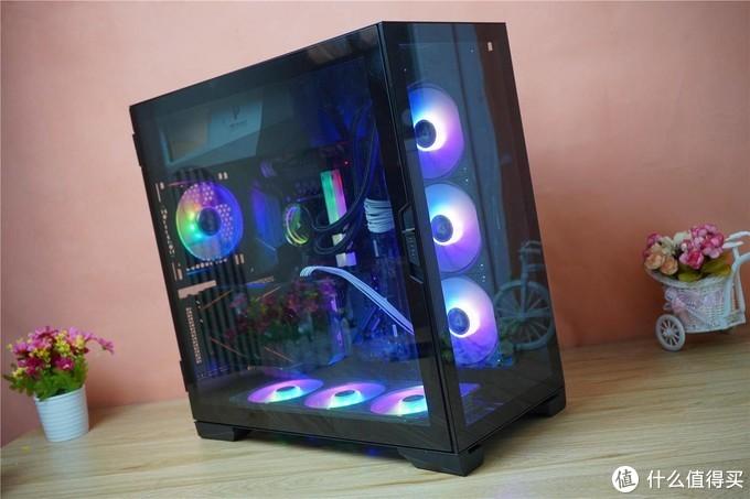灯光时尚秀,这一次安钛克玩的更彻底---安钛克冰钻P120使用分享